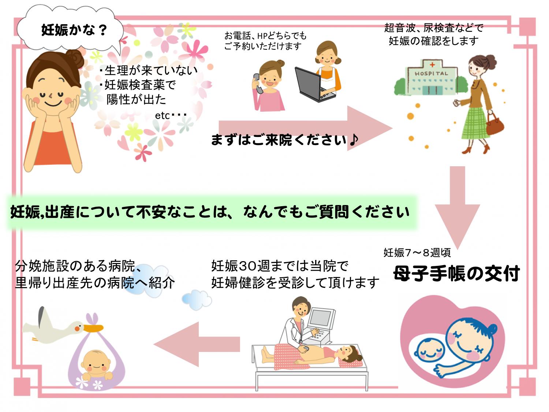 診療紹介〜妊婦健診♪