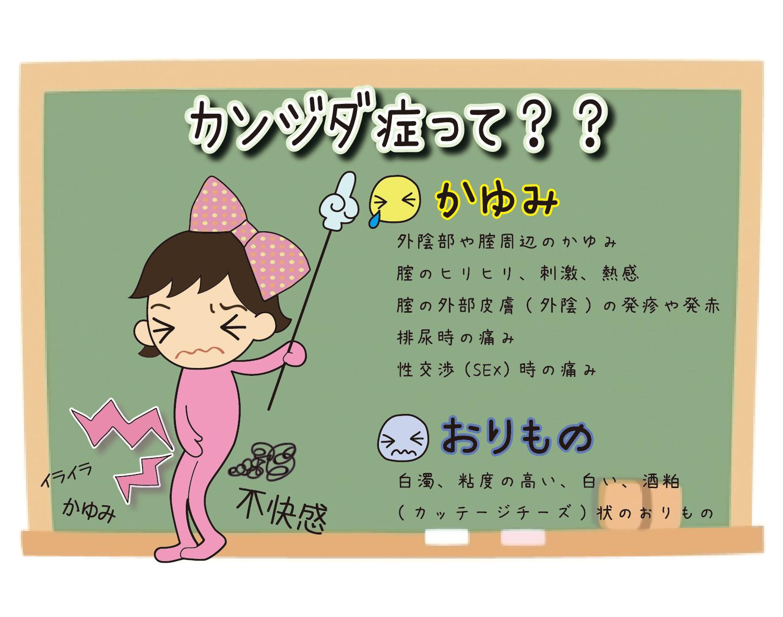 ☆女性のミカタ〜つらいデリケートゾンのかゆみ!☆